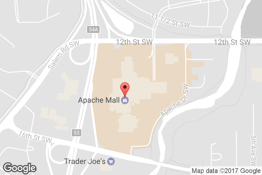 Map of Apache Mall - Click to view in Google Maps